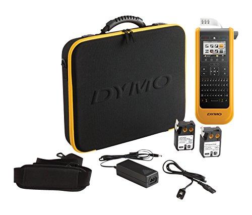 'DYMO XTL 300Kit Thermal transfer Colour 300x 300dpi Black, Yellow Label Printer–Label Printers (Thermal Transfer, 300x 300DPI, 23mm/sec, 2.4cm, TFT, 7.11cm (2.8))