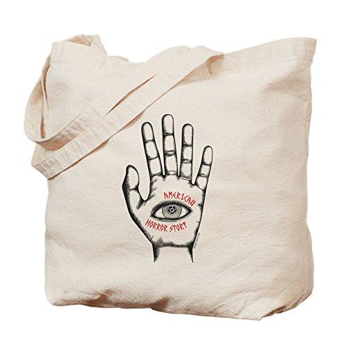 ican Horror Story Hand–Leinwand Natur Tasche, Reinigungstuch Einkaufstasche (Hoodie Allen Halloween)