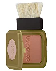 Benefit Cosmetics Dandelion Box o Powder Blush mini wirh brush in Baby-Pink 0.1 oz by Benefit Cosmetics
