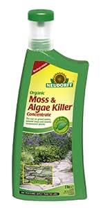 Doff Portland Ltd Neudorff 1L Organic Moss and Algae Killer Concentrate