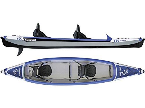 Kayak Hinchable Slider 410x85 cm Ociotrends KY410