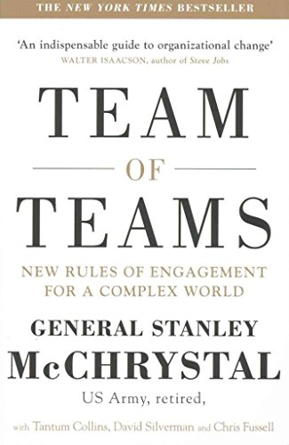 [(Team of Teams : New Rules of Engagement for a Complex World)] [By (author) Stanley A. McChrystal ] published on (November, 2015)