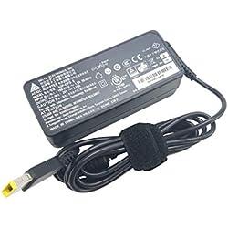 AC Adaptateur Secteur pour Lenovo Z41 Z51 Z51-70 Z70-80 V310 V310-14IKB V310-14ISK V310-15IKb V310-15ISK V330 V330-14ISK V330-15IKB V510-14 V510-14IKB V720 V720-14 20V 3.25A 65W Chargeur Ordinateur