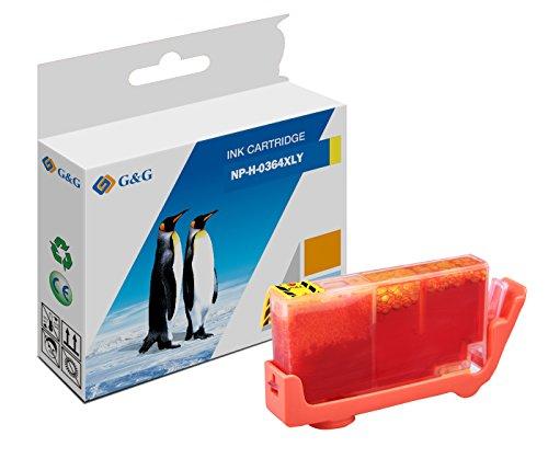 Premium G&G druckerpatrone gelb kompatibel für hp CB325E (14ml)