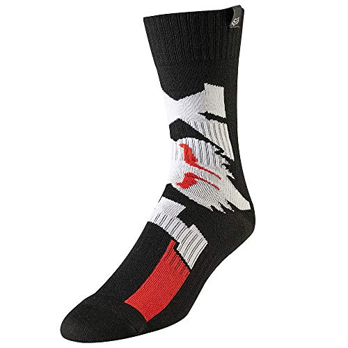 Socks Fox Junior MX COTA Black Ys