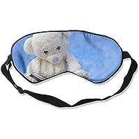 Birthday Candle Child Teddy Bear 99% Eyeshade Blinders Sleeping Eye Patch Eye Mask Blindfold for Travel Insomnia... preisvergleich bei billige-tabletten.eu
