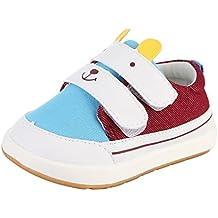 03ac42fa9 Cloudkids Zapatos Bebé Primeros Pasos Niños Niñas Unisex con Suela  Antideslizantes