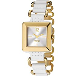Esprit Ladies Watch Analogue Various Materials Puro Quartz