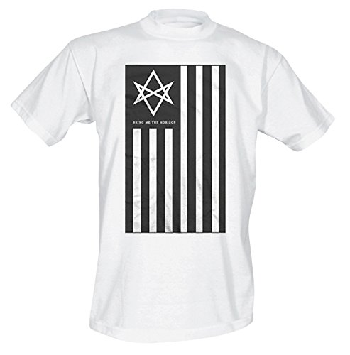 Bring Me The Horizon Men's Antivist Short Sleeve T-Shirt
