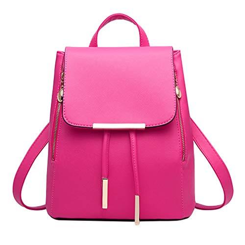 zaino leggero donna think pink