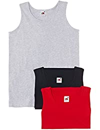 Fruit of the Loom 3 Pack of Men's Vests