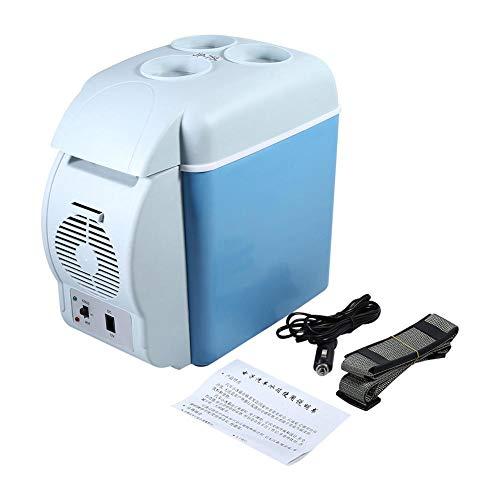 Diyeeni Nevera Mini Ideal,Mini Nevera con Congelador,con Función de Enfriamiento eficiente y...