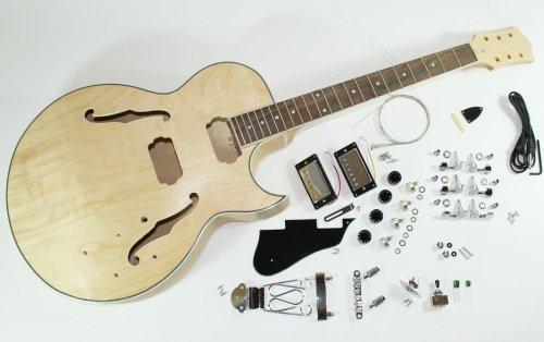Cherrystone–4260180888904Kit di montaggio completo per GSH semi/chitarra jazz