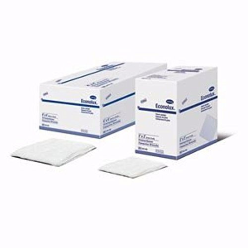 HARTMANN Gauze Sponge Econolux Cotton 8-Ply 4 X 4 (#416104, Sold Per Box) by Econolux? - 8 Ply Box