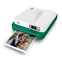 KODAK Smile Classic Digital Instant Camera with Bluetooth (Green)