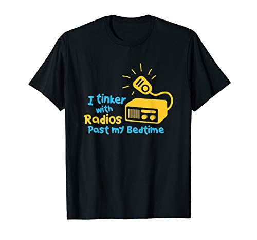 Lustige Amateurfunker Sprüche Amateurfunk Geschenk T-Shirt (Ham-radio-bekleidung)