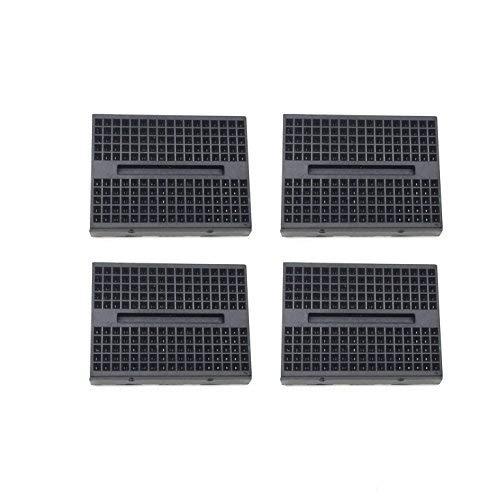 AptoFun 4 Pezzi SYB-170 Mini Breadboard/Slot per Arduino