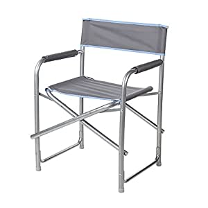 CamPart Travel Camping Director 39 S 400 D Polyester Foldable Chair Amazon