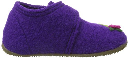 Living Kitzbühel Bambi Baby Mädchen Lauflernschuhe Violett (377 purple magic)