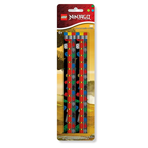 LEGO Ninjago Bleistift (Pack Of 6)
