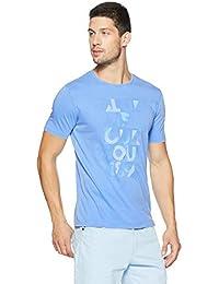 KILLER Men's Checkered Slim Fit T-Shirt