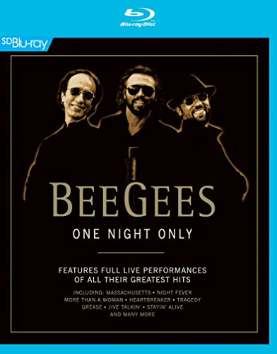 Bee Gees - One Night Only [Blu-ray] 720p Dvd