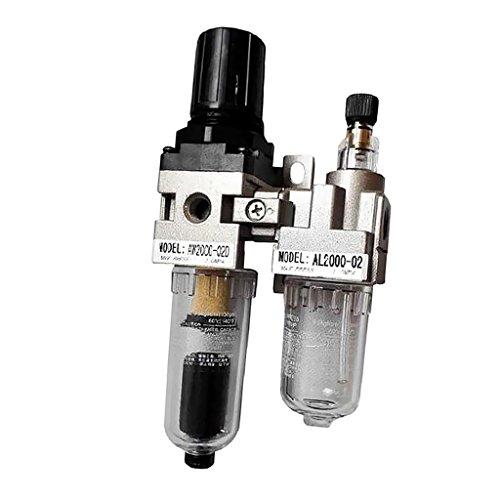 MagiDeal AC2010-02d Luftfilterregler Öl Wasserabscheider Automatische Entwässerung