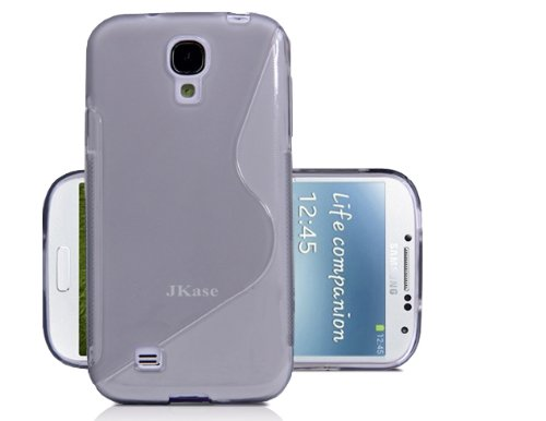 JKase Premium Qualität Samsung Galaxy S4SIV S IV i9500Streamline TPU Schutzhülle Seidio Convert Holster