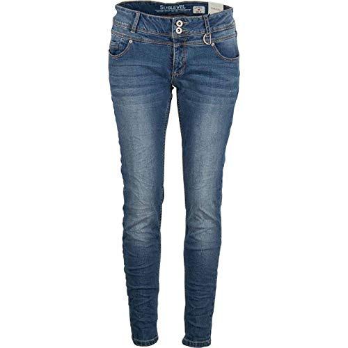 Eight2Nine Damen Jeans D8605k61900m136