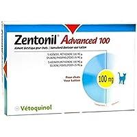 Vetoquinol 416607 Zentonil Advance 100 MG - 30 Comprimidos