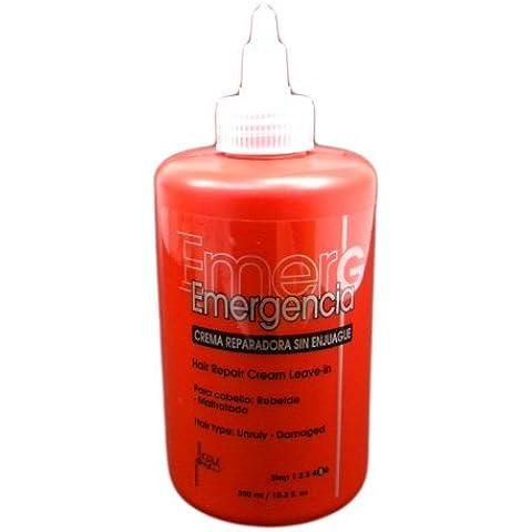 Toque Magico Emergencia Leave in Hair Repair Cream 10oz by Cromlabs
