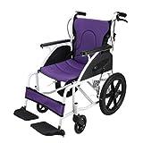 Rollstuhl Rollstuhl Aluminiumlegierung Manuelle Rollstuhl mit Handbremse Vorne Rigging Option Desktop Arm Tragbare Kleine Rad und Heben Bein Unterstützung Tragbare Ältere Menschen