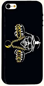 Outstanding multicolor printed protective REBEL mobile back cover for iPhone 5C D.No.N-T-4117-IP5C
