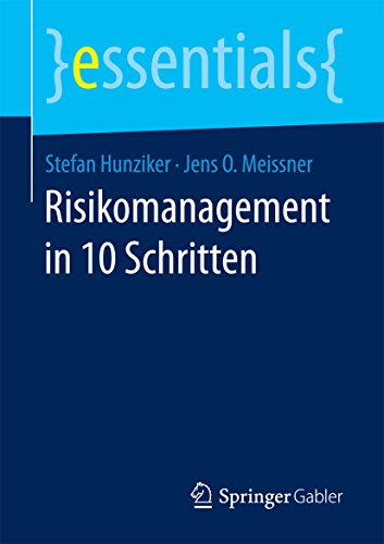 Risikomanagement in 10 Schritten (essentials)