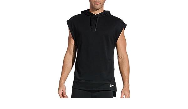 Nike Herren Project X Dry Hoodie ärmellos Kapuzenjacke