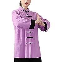 Uniforme De Tai Chi Chino Tradicional Lino Artes Marciales Wing Chun Shaolin Kung Fu Taekwondo Ropa De Entrenamiento