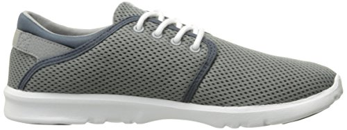 Etnies Herren Scout Low-Top Grau (Grey/White/Green) eCG6hX