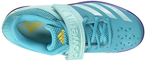 adidas Powerlift 3.1 Women's Weightlifting Schuh - SS18 Blau (Energy Blue S17/energy Aqua F17/noble Ink F17 Energy Blue S17/energy Aqua F17/noble Ink F17)