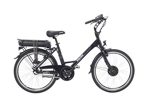 EASYBIKE Easycool M01-N3 Vélo Électrique Mixte Adulte, Noir