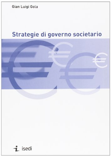 Strategie di governo societario