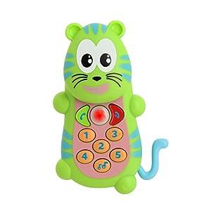 INFINIFUN I16545 Tiger - Juguete para teléfono móvil