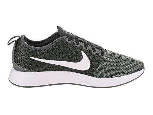 Nike Dualtone Racer Sneaker Trainer sequoia/white