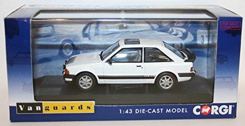 corgi-vanguards-ford-escort-mk3-rs1600i-white-car-143-scale-diecast-model
