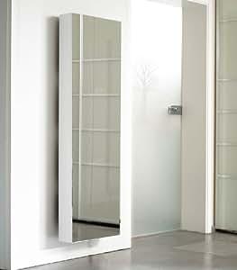Schuhschrank schuh bert 500 mirror drehbarer for Drehbarer schuhschrank