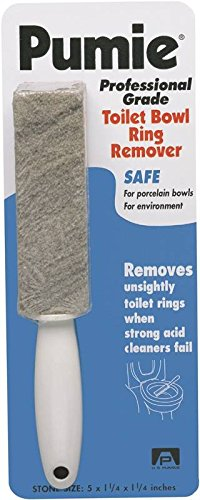 U.S. Pumice Pumie Toilet Bowl Ring Remover #Tbr-6