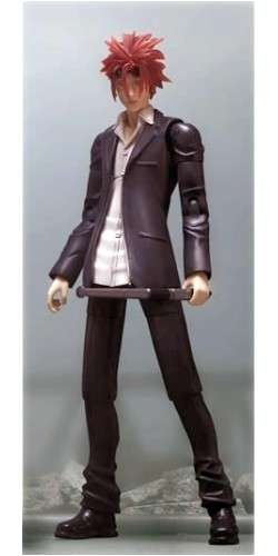Figurine Final Fantasy VII Advent Children Play Arts Vol. 2 n°6 Reno