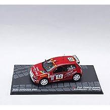 Coches Rally IXO 1:43 1/43 FIAT PUNTO S1600 A.Dallavilla -
