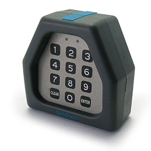 Avidsen 104252 - Teclado inalámbrico para dispositivos con código