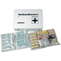 W. SOEHNGEN GMBH 3003002 Betriebsverbandkasten DIN13169 360x270x110mm SÖHNGEN Stahlblech preisvergleich bei billige-tabletten.eu