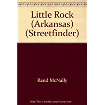 Rand McNally Little Rock & Vicinity Streetfinder (Rand McNally Streetfinder)